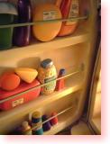 ヒンヤリ冷蔵庫
