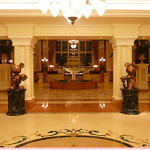 TDLホテルで隠れミッキー探し(2)
