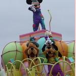 ディズニー・イースターワンダーランドの隠れミッキー