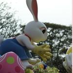 このウサギは誰ッ?‥な隠れミッキー