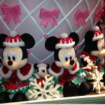 美味しそう!クリスマスだけの隠れミッキーはコレだ!